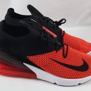 New Nike Air Max 270 Flyknit Running, Men's